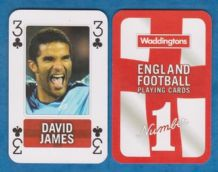England David James Manchester City 3C